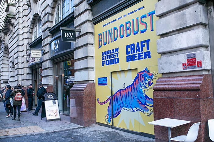 Inside Bundobust's new Manchester brewhouse and restaurant I Love Manchester