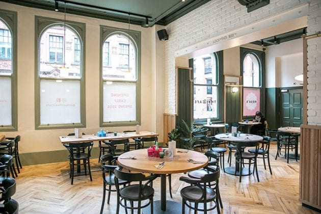 Inside the new Thai cafe opening in Deansgate's majestic courthouse building I Love Manchester