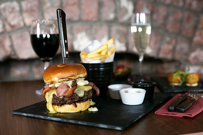 This Trafford hotel has been lovingly refurbished - and is now home to a top steakhouse I Love Manchester