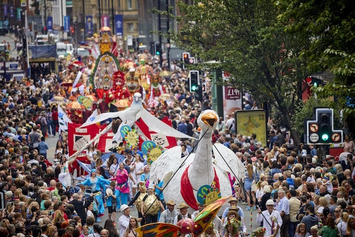 Manchester Day 2020 parade theme revealed - and it's all about saving Our Planet I Love Manchester