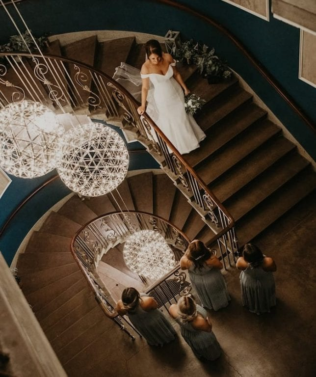 This Grade II listed 1920s building with luxury bedrooms and a roof terrace is pure wedding goals I Love Manchester