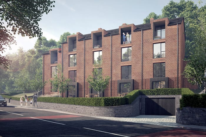 Looking for luxury living in the heart of Altrincham? It doesn't get much better than this I Love Manchester