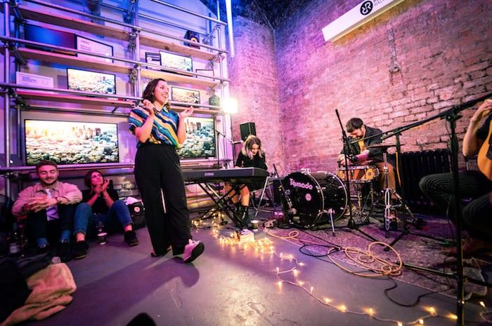 Tastemaker Annie Mac announced as first ever ambassador Manchester's Reform Radio I Love Manchester