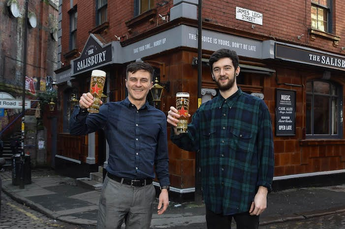 The UK's perfect pint has been revealed - and it's poured right here in Manchester I Love Manchester