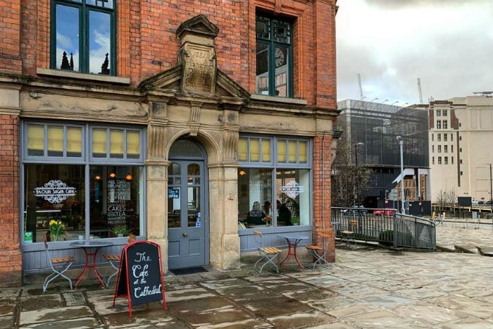 Where was The Stranger filmed in Manchester? Here are the locations to look out for I Love Manchester