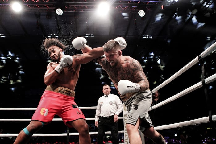 Ultimate Boxxer announces first Manchester event for 2020 showcasing competitive Super-Middleweight division I Love Manchester