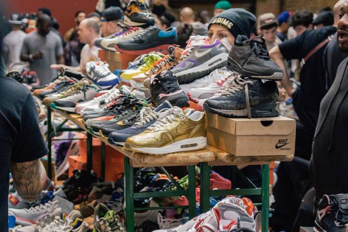 The UK's biggest rare trainer festival lands in Manchester next month I Love Manchester