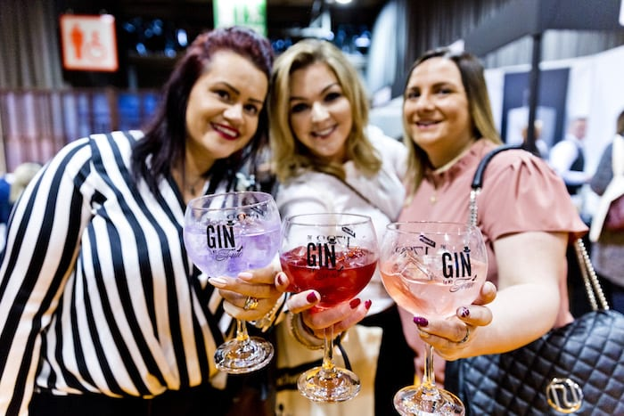 Discover local gins and unlimited tastings at this Manchester gin show I Love Manchester