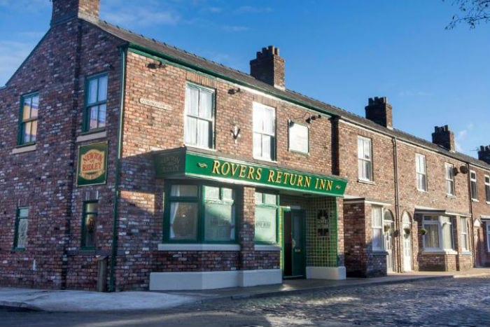 Kissing's been banned - how else is Corrie coping with coronavirus? I Love Manchester