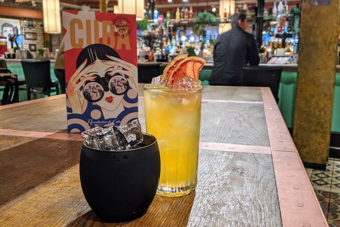 Revolucion de Cuba shakes up its cocktail menu with fun Latin flavours I Love Manchester