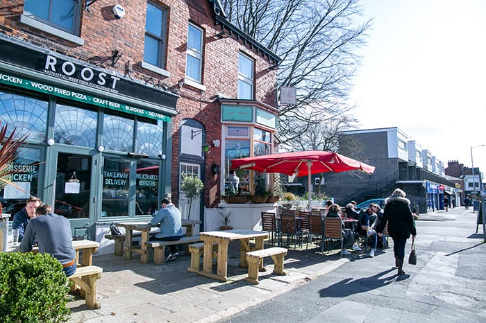 This is the place: the Heatons are a sought-after spot for families and young professionals I Love Manchester