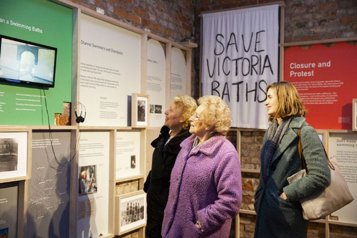 Victoria Baths launches 'behind the screens' tour for TV fans I Love Manchester