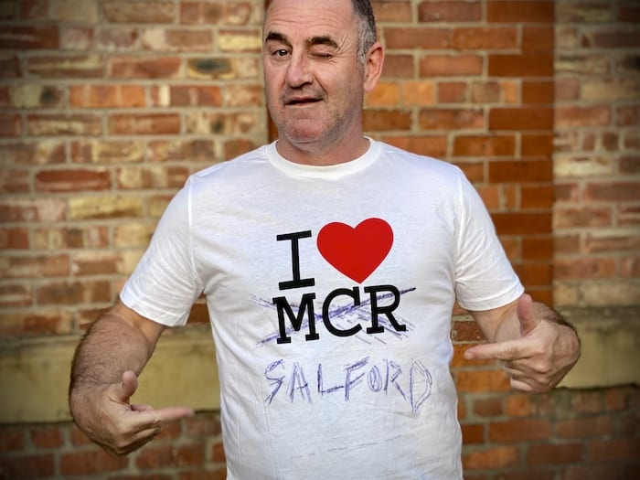 Worker Bee: Ed Blaney, musician and founder of Salford Music Festival I Love Manchester