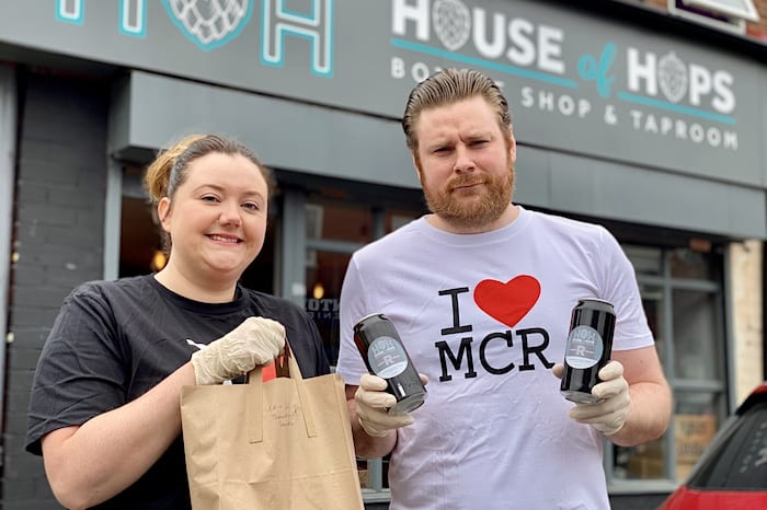 Beer Here Now: the local Manchester brewers delivering beer through lockdown I Love Manchester