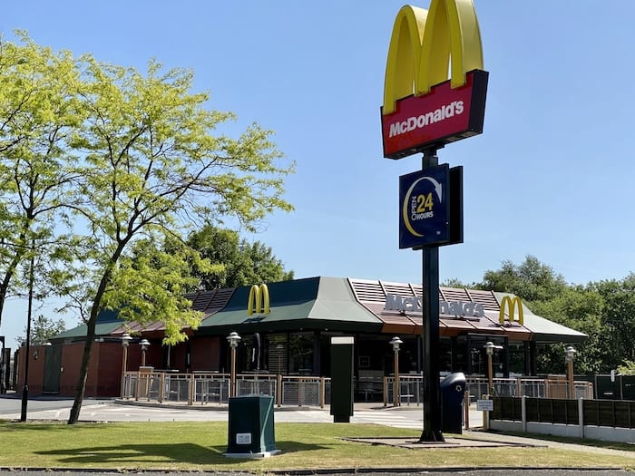 McMuffin fans rejoice - McDonald's breakfast is back at most Manchester branches I Love Manchester