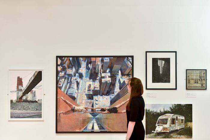 Manchester artists invited to take part in touring exhibition with a chance to win £10k I Love Manchester