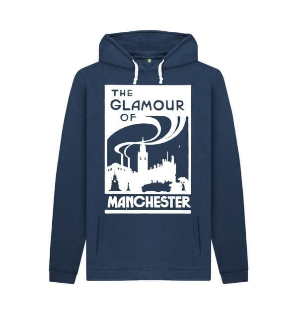 The Glamour of Manchester Hoodie I Love Manchester