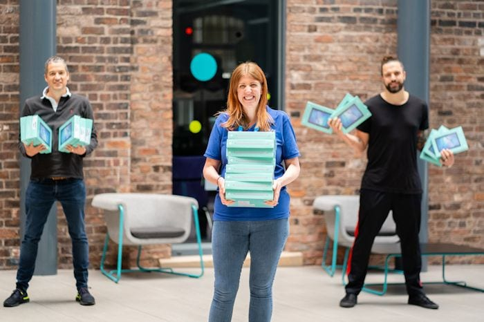 Manchester creative and digital agencies raise £17,000 for local charities to help fight Covid19 I Love Manchester