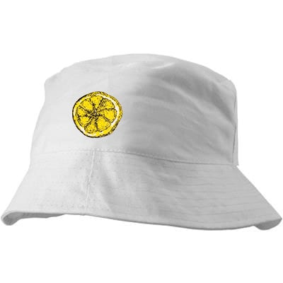 The Stone Roses Lemon Bucket Hat I Love Manchester
