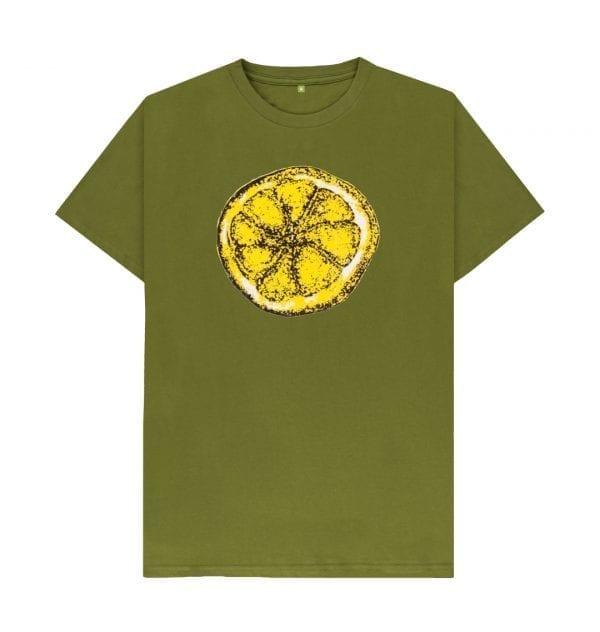 The Stone Roses Lemon T-Shirt I Love Manchester