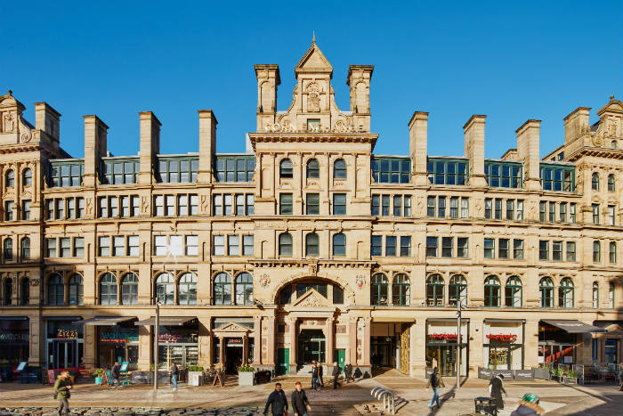 Corn Exchange Manchester celebrates fifth birthday with some special surprises I Love Manchester