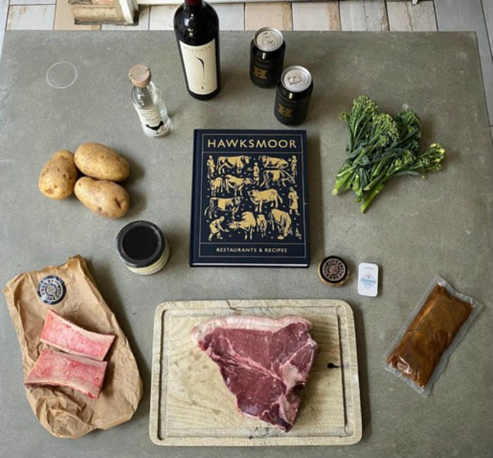 Hawksmoor Manchester won't open until 16th July - but until then there's Hawksmoor at Home I Love Manchester