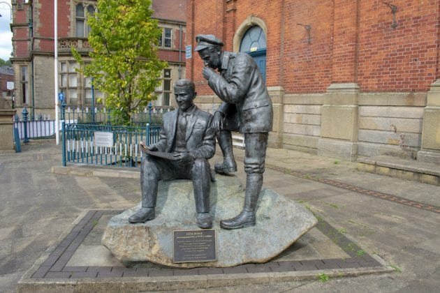 Greater Manchester's most notable statues and sculptures - what they stand for and where to find them I Love Manchester