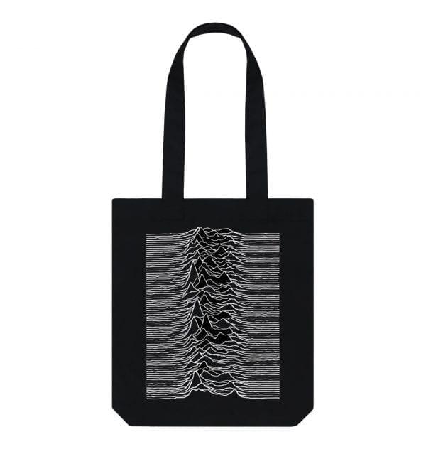 Joy Division-inspired Tote Bag I Love Manchester