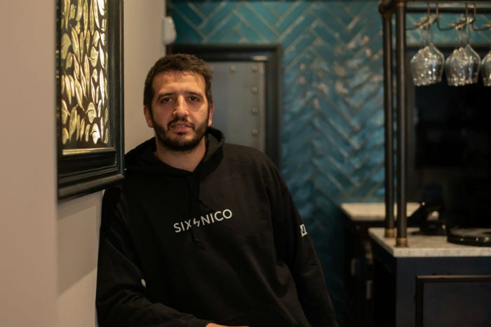 Six by Nico is reopening soon - and the chippy tea menu is back with some new twists I Love Manchester