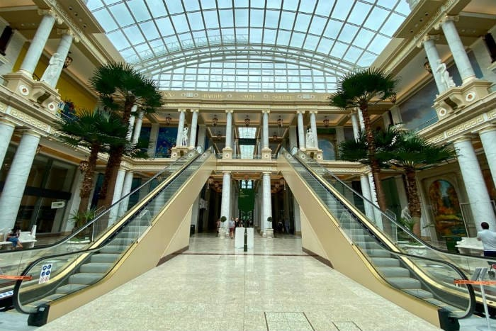The Trafford Centre reopens its clothing and fashion stores - and you can now take a tram I Love Manchester
