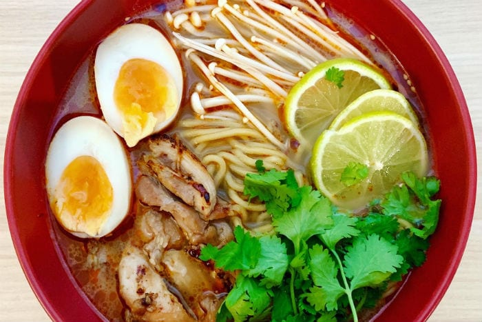 Now you can get restaurant quality ramen kits delivered to your door I Love Manchester