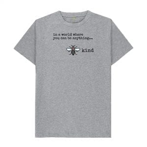 Bee Kind T-Shirt I Love Manchester