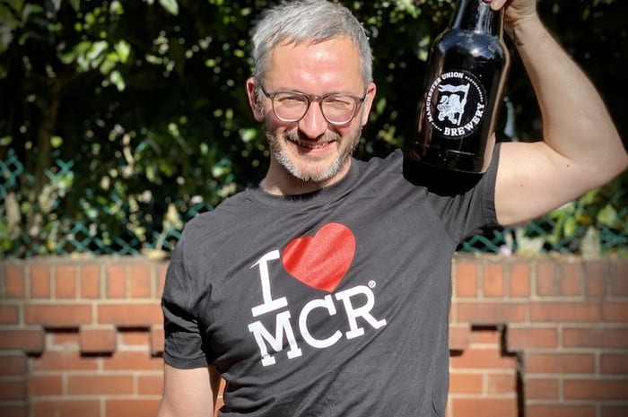 Worker Bee: Jamie Scahill, co-founder of Manchester Union Brewery I Love Manchester