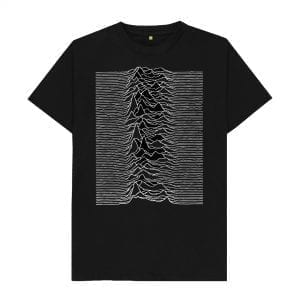 Joy Division-inspired T-Shirt I Love Manchester