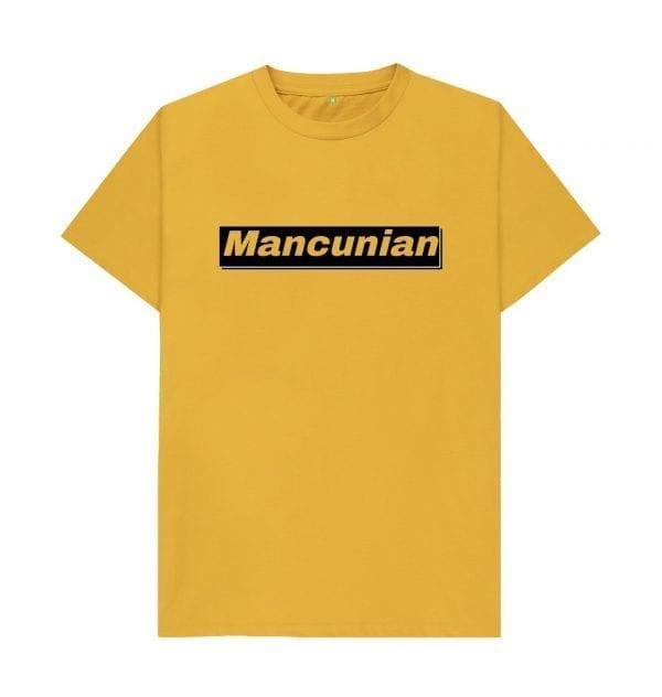 Mancunian T-Shirt I Love Manchester