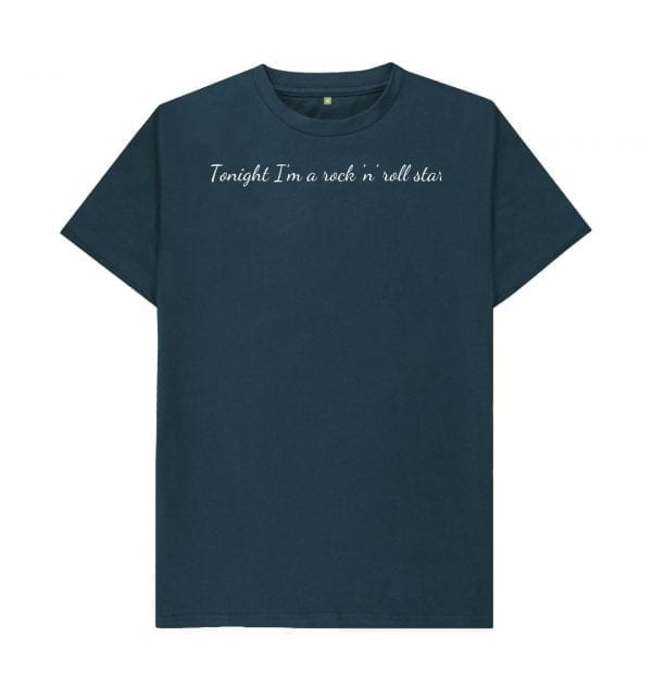Rock 'n' Roll Star T-Shirt I Love Manchester