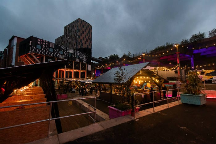 Escape to Freight Island is open - and it feels very Manchester in the best possible way I Love Manchester