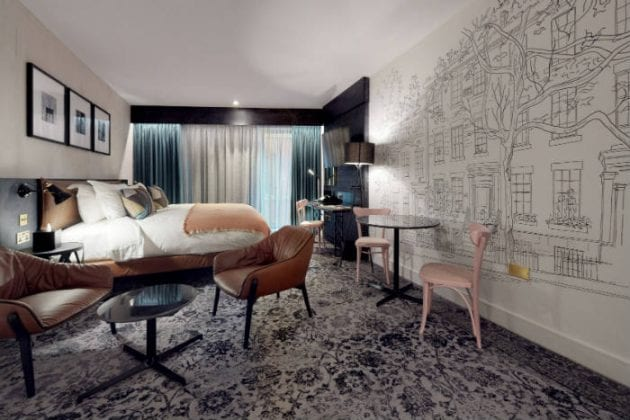 Hotel Brooklyn reopens this summer - and you can win a holiday in New York for next year I Love Manchester