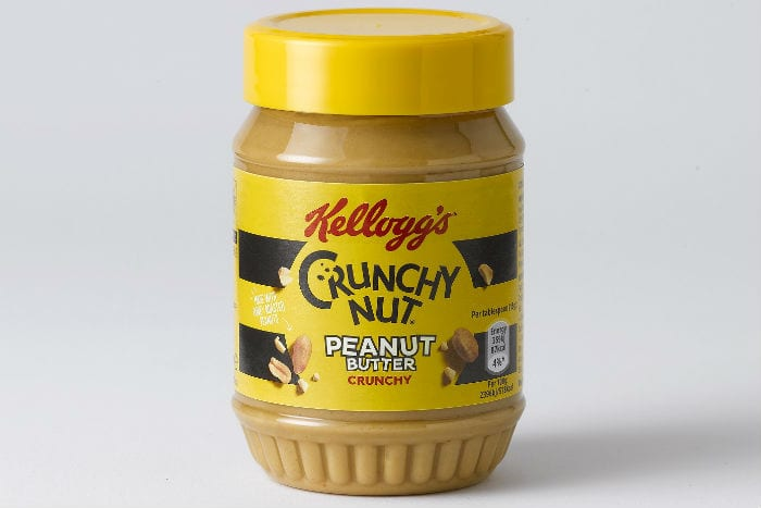 Manchester businesses Kellogg's and Duerr's launch new Crunchy Nut Peanut Butter I Love Manchester