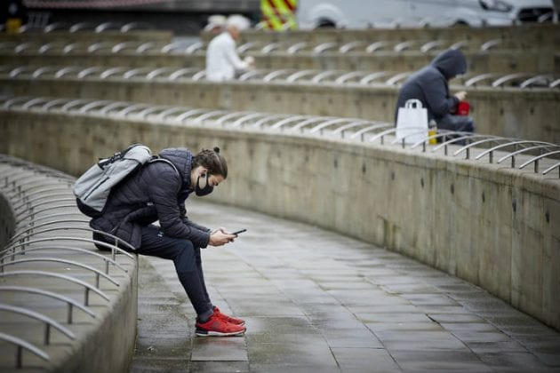Street photographer captures the 'new normal' as Manchester starts to reopen I Love Manchester