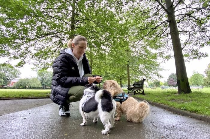 Meet the Manchester women teaching dog first aid to owners and canine businesses I Love Manchester