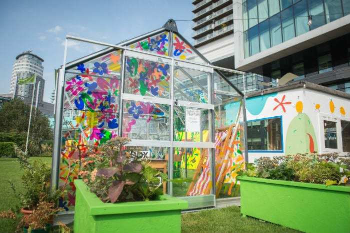 Salford's Box on the Docks is all about family fun this bank holiday weekend I Love Manchester