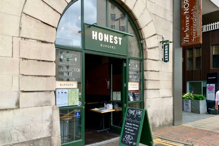 Honest Burgers team up with Boursin for a steak frites special I Love Manchester