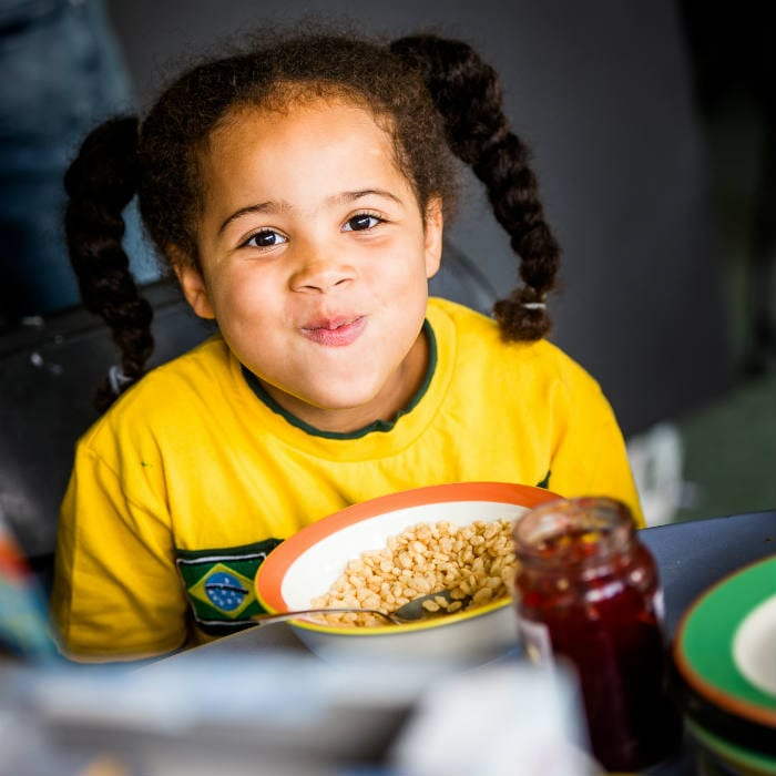 Kellogg's donate a million meals to help struggling families in Manchester over the holidays I Love Manchester