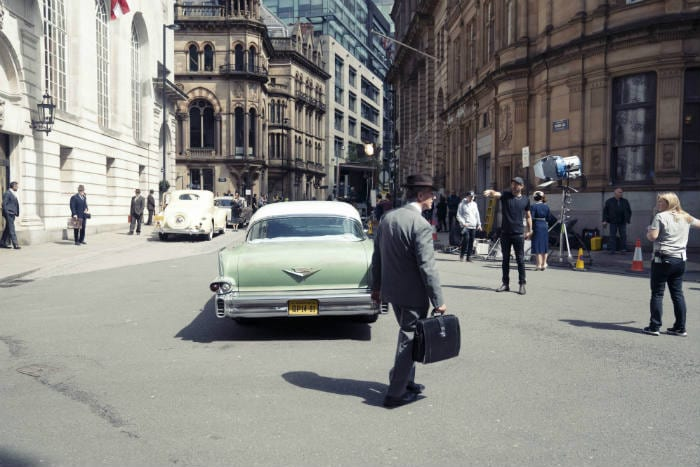 Manchester is a TV star again in new drama Little Birds - here's where it was filmed I Love Manchester