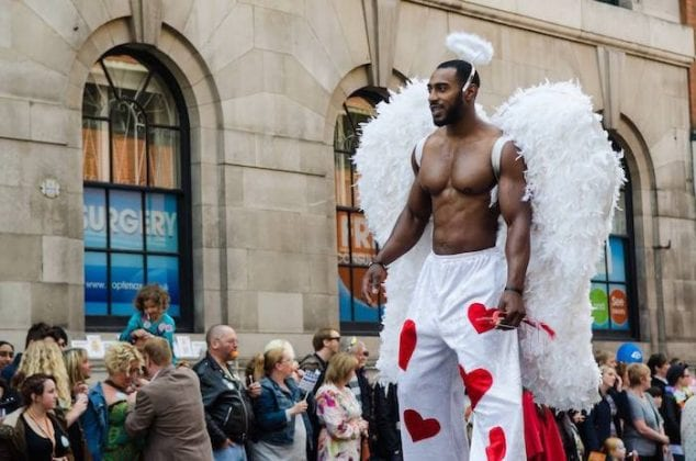 All the best pictures from Manchester Pride through the years I Love Manchester