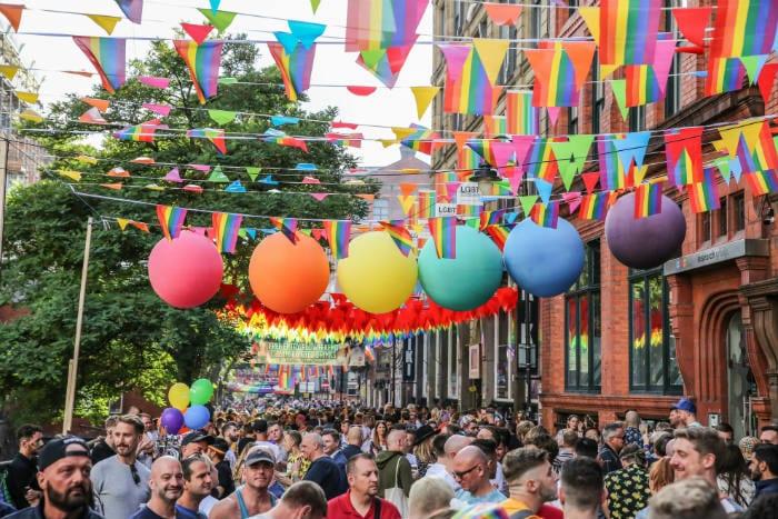 Alternative Manchester Pride Festival reveals bank holiday line-up I Love Manchester