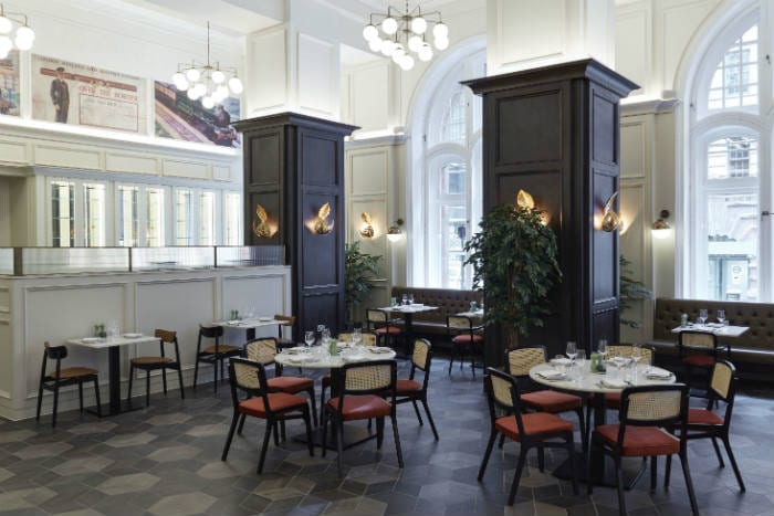 The Midland has a brand new restaurant - what's it like? I Love Manchester