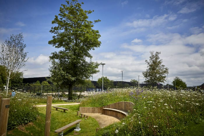 This new West Gorton community park is helping tackle climate change I Love Manchester