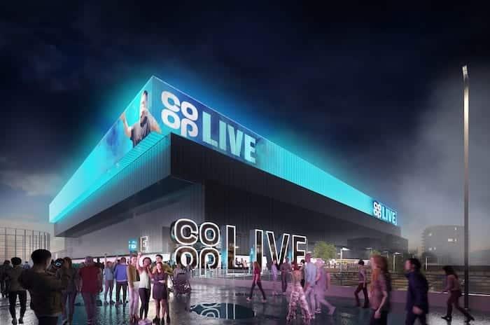 Co-Op Live arena
